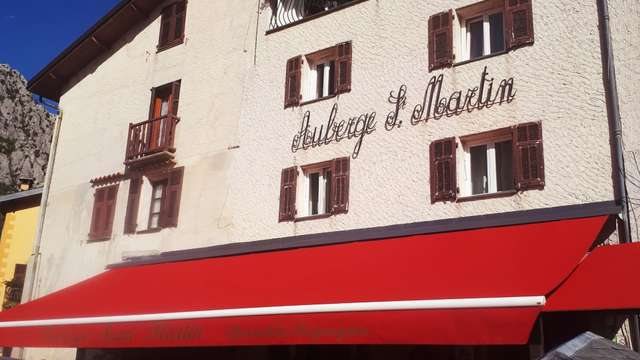 Auberge St Martin