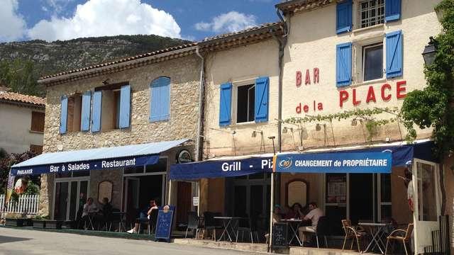 Bar Restaurant de la Place
