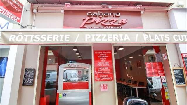 Restaurant Cabana Pizza