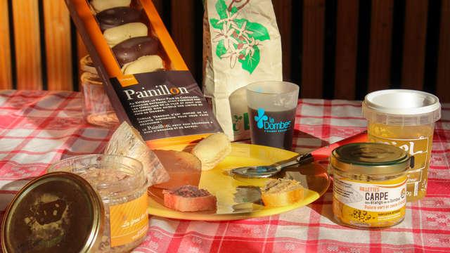 Châtillon, le temps d'une balade gourmande