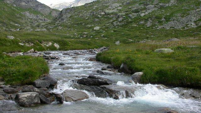 Parcours pêche «1 poisson» sur le Ruisseau du Fond d'Aussois
