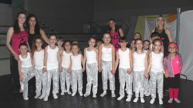 Danse moderne 4-6 ans