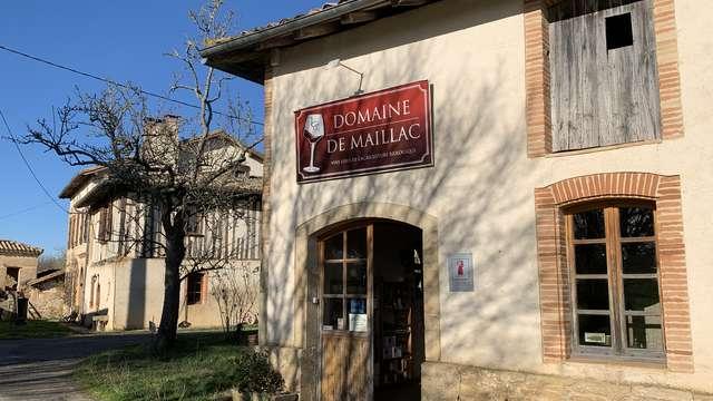 Domaine de Maillac