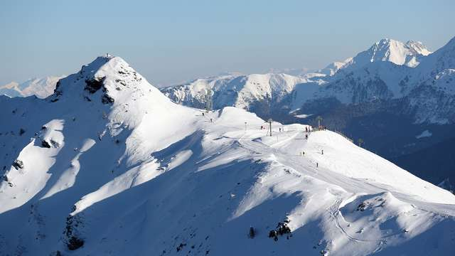 Domaine de Ski de Fond du Pleynet