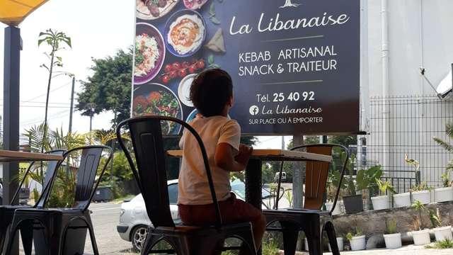 Oriental Kebab et la Libanaise
