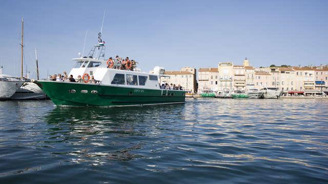 Les Bateaux Verts (Port Grimaud)