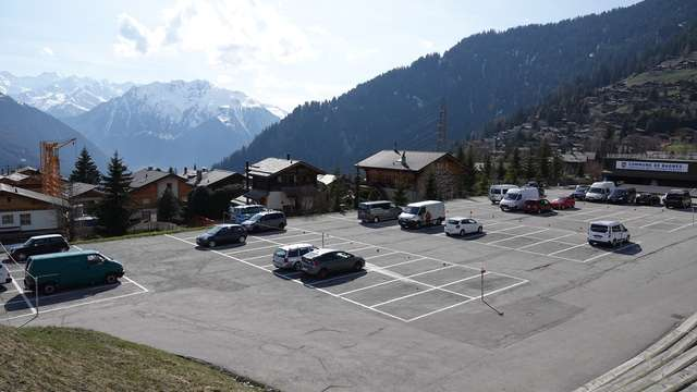 Parking - Périn