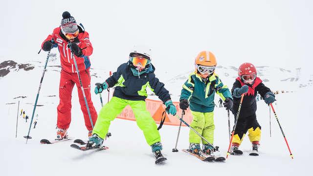 Jardins des Neiges - Piou Piou Clubs - Ecole du Ski Français