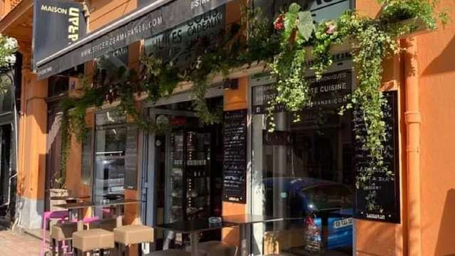 Restaurant Bar à vin Maison Samaran