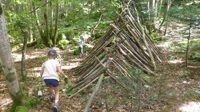 Pass'sport montagne : Aventure en Forêt