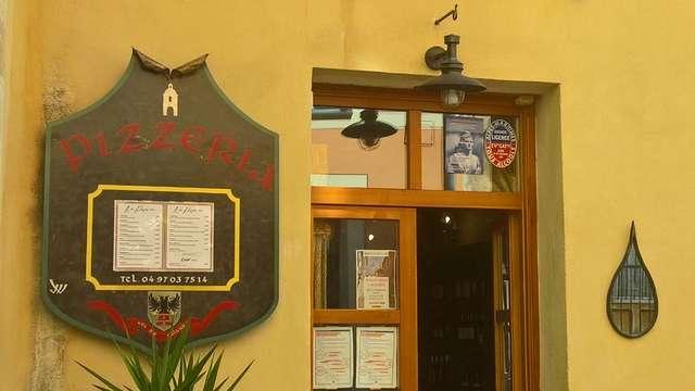 Restaurant Palais Lascaris
