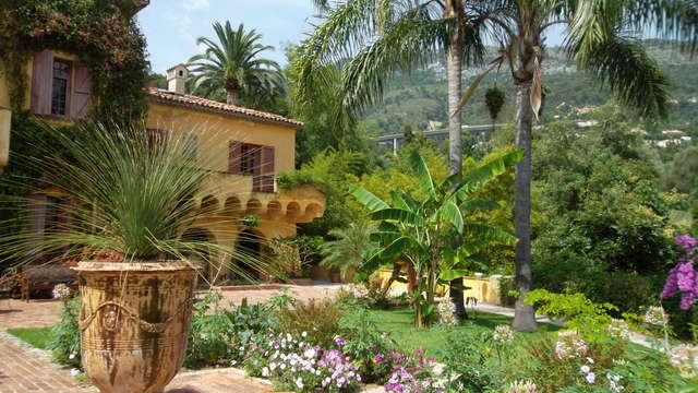 Giardino botanico di Val Rahmeh