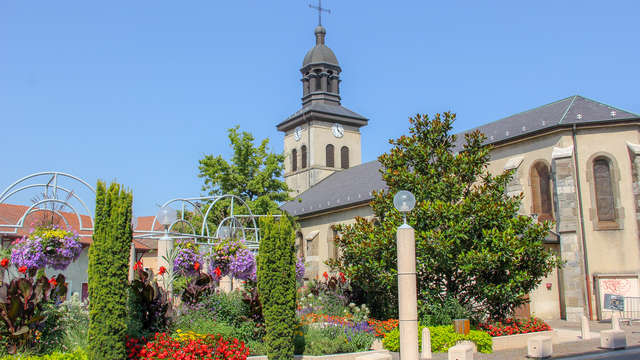 Église Saint Mammès