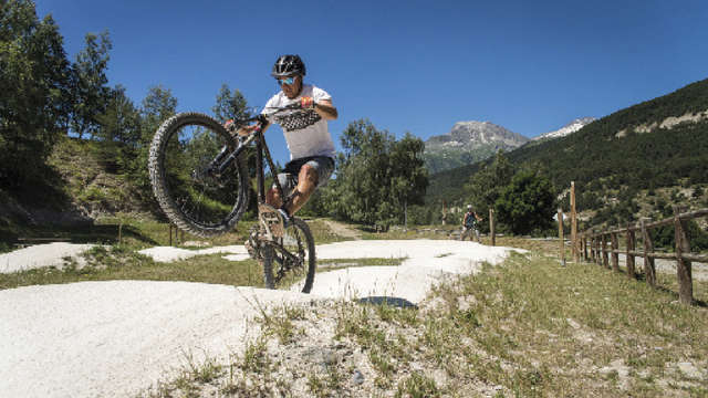 Pumptrack de Val Cenis Bramans