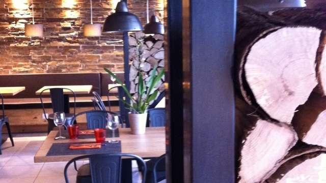 Restaurant Le Rocher Blanc