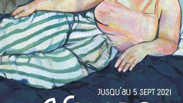 """Exposition """"Valadon et ses contemporaines"""""""