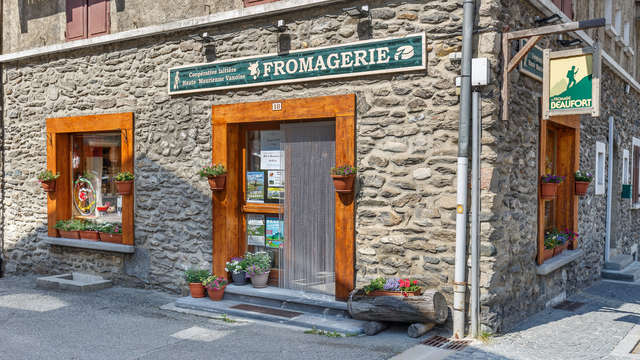 Fromagerie coopérative