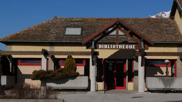 Médiathèque de Saint-Bonnet