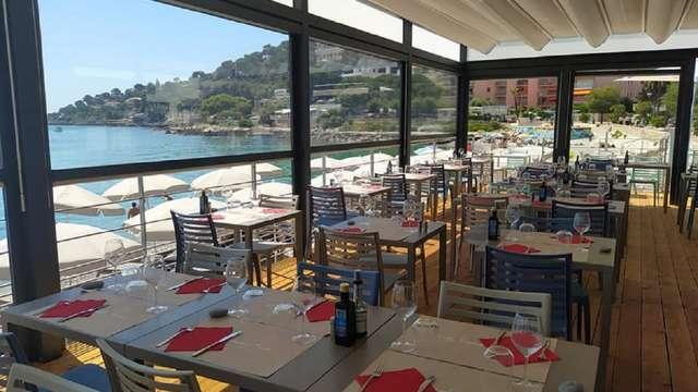 Restaurant - Plage Privée Le Cocody Sun