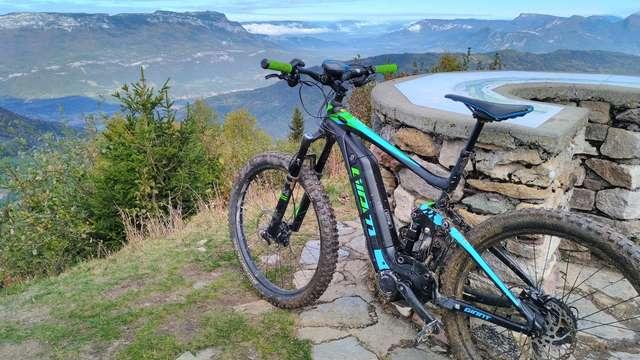 Rando à vélo électrique
