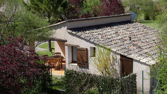 Maison Adret du Verdon Y. Barbacetto