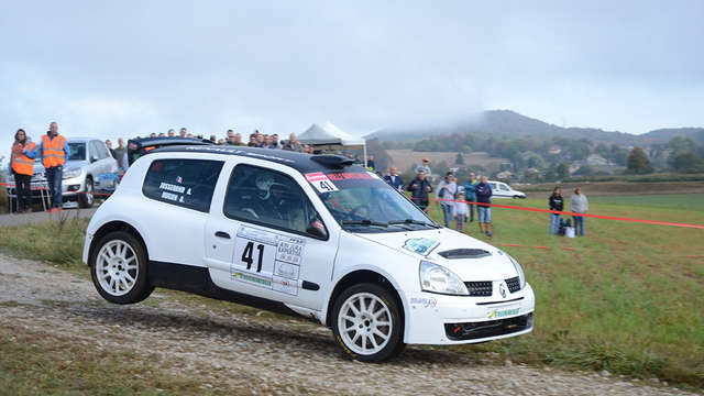 Rallye national du Suran