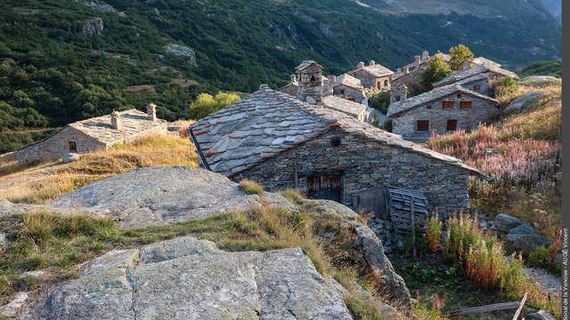 Stand découverte du Parc national de la Vanoise - L'Ecot