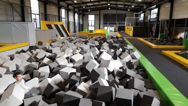 R jump Léman - fermé