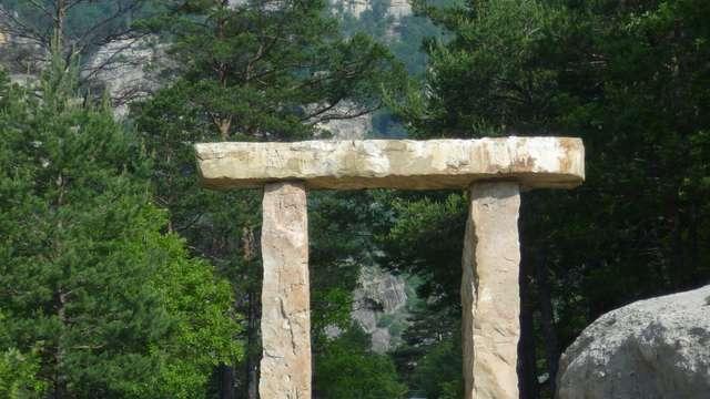 Les portes de la châtaigneraie