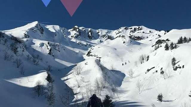 Ski touring with the French ski school (ESF)