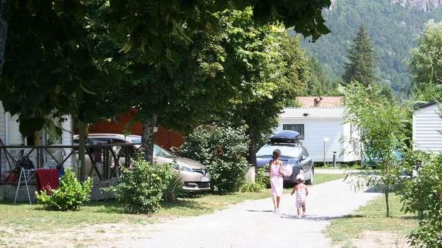 Camping La Ribière