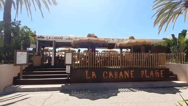 Restaurant La Cabane plage