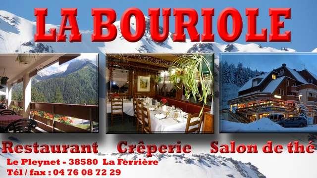Restaurant La Bouriole