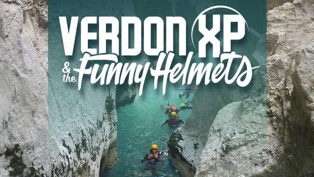 Verdon XP & the Funny Helmet