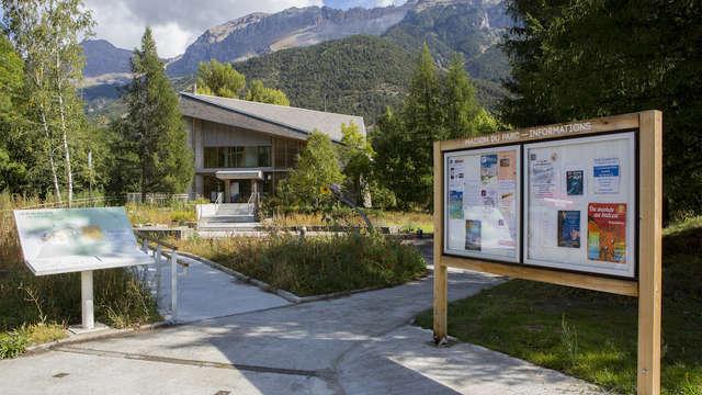 Maison du parc national des Ecrins -  Vallouise