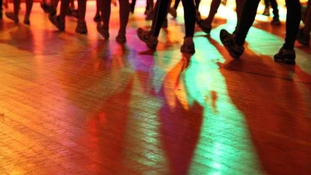 Danse en ligne - 2ème niveau