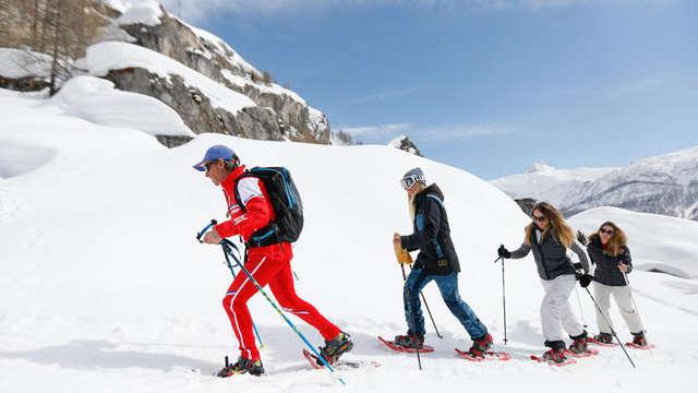 École du Ski Français du Sauze : Raquettes