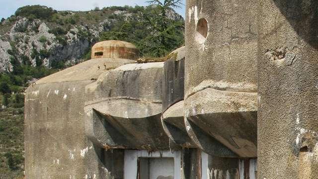 Visita guidata del Forte Maginot di Sainte-Agnès