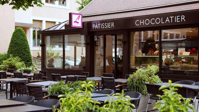 Pâtisserie Chocolaterie Lesage Salon de Desserts