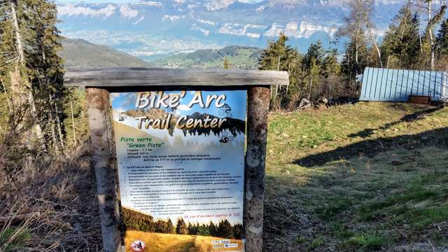 Bike'Arc Trail Center