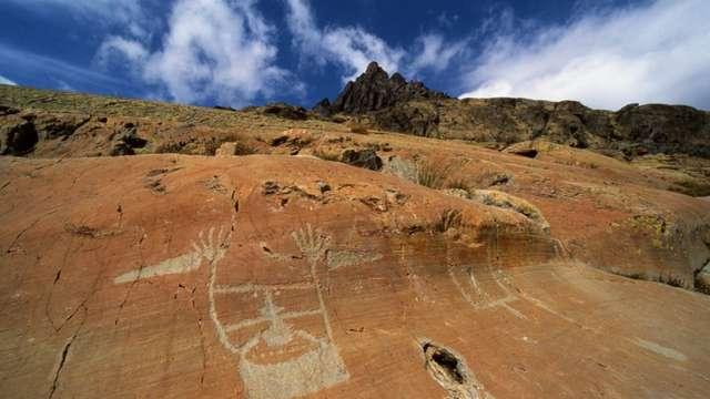 Visites guidées des gravures rupestres Merveilles-Fontanalba