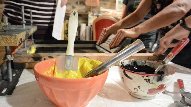 Ouverture d'ateliers d'artistes