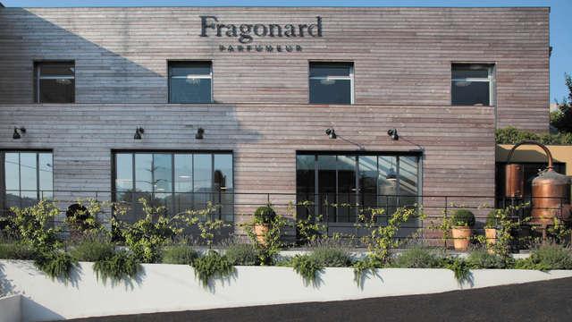 Parfumerie Fragonard - La fabrique des fleurs