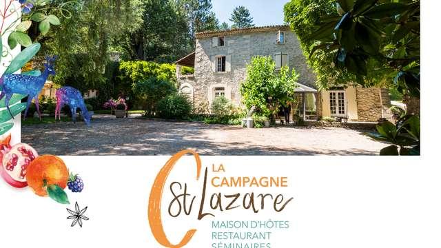 La Campagne Saint-Lazare - Chambres d'hôtes