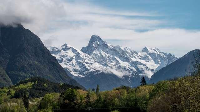 Sortie alpinisme Olan - Bureau des Guides Champsaur Valgaudemar