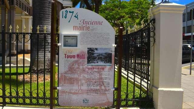 Circuit historique du Centre-Ville de Nouméa