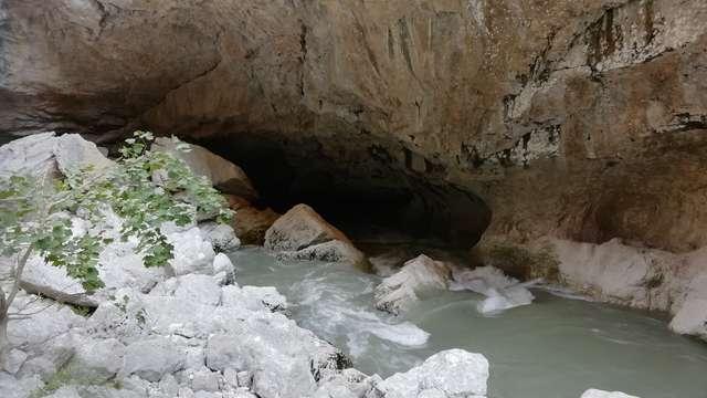 Sentier de l'Imbut - Aller / Retour à partir du Chalet de la Maline