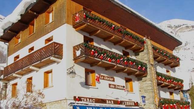 Hôtel Le Glacier des Evettes