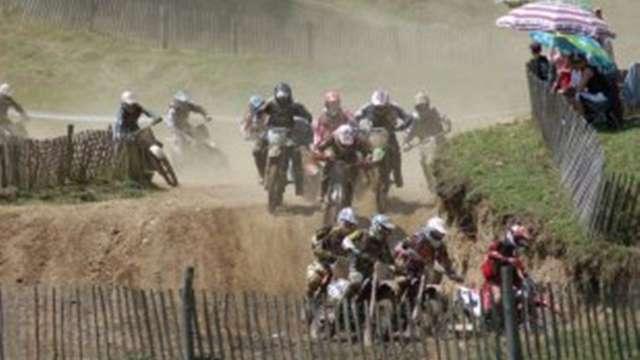 Moto cross des nations classique