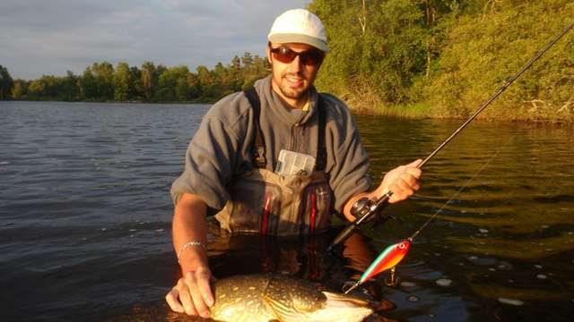 Moniteur Guide de pêche Aubin Le Bihan